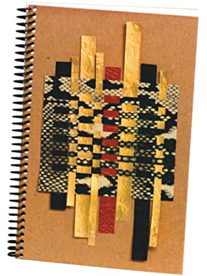 Sax Spiral Bound Sketchbook and Journal Making Kit - 6 x 9