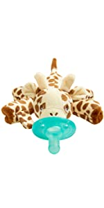 Amazon.com : Philips Avent Soothie Snuggle Pacifier, 0-3 ...