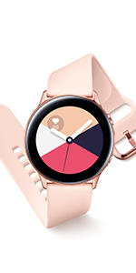 Galaxy Active Watch - Rose Gold