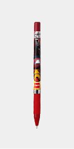 Cello Buttergel Superheroes Gel Pen   Cello pens   Best pens   Kids pens