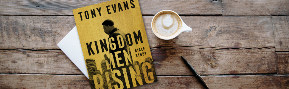 "WATCH: Dr. Tony Evans Talks New Book ""Kingdom Men Rising"" on ""Good Morning Texas"""