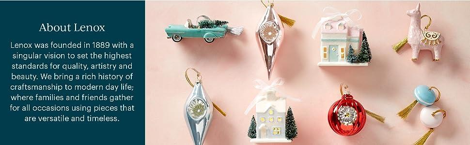 ornaments, christmas ornaments, lenox ornaments, christmas decorations, lenox christmas, lenox