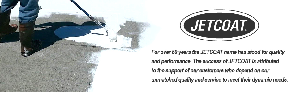JetCoat is synonymous with quality and performance.