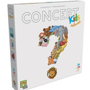 Concept Kids Animals