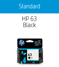 Amazon.com: HP 63 | Ink Cartridge | Black | F6U62AN: Office ...