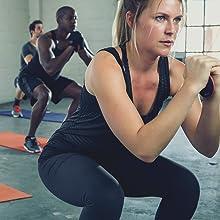 woman man exercise