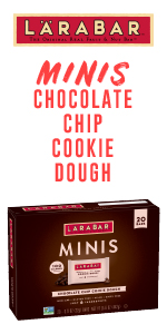 Larabar Chocolate Chip Cookie Dough Minis