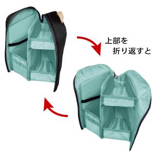 kokuyo コクヨ ふでばこ ネオクリッツ 筆入れ おしゃれ かわいい 人気 おすすめ 革 シンプル 立つ 小型 もちはこ ツールペンケース 紺 ペン立て リヒト キングジム