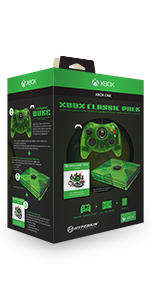 Hyperkin Xbox Classic Pack for Xbox One X Collector's Edition Game Pass Gamepass replica