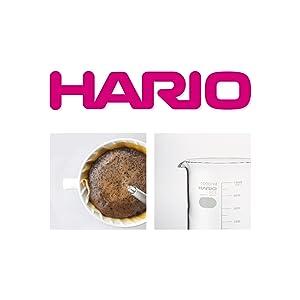 HARIO ハリオ はりお ブランド 耐熱ガラス コーヒー ティー 日本 JAPAN