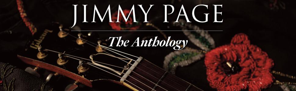 Jimmy Page The Anthology