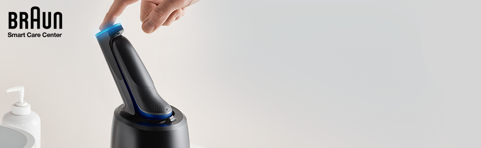 Braun Centro de Limpieza SmartCare 4 en 1 para Afeitadora ...