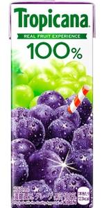 トロピカーナ,Tropicana,エッセンシャルズ,essentials,No.1,管理栄養士推奨,栄養補給,100%,果汁,ジュース,グレープ,ぐれーぷ,ぶどう,ブドウ,葡萄