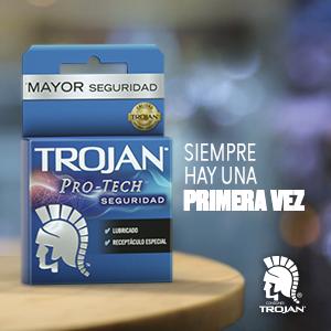condones texturizados; condones con anillo; condones puntos de placer; condones poliuretano; troyan