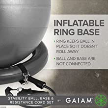Inflatable Ring Base