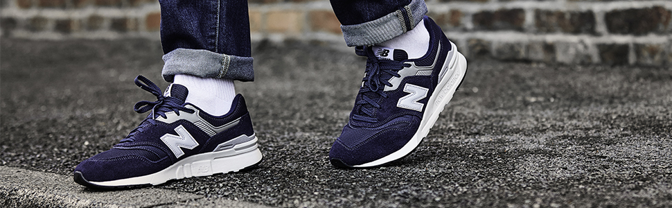New Balance men's 997H core shoes trainers sneakers casual fashion running walking