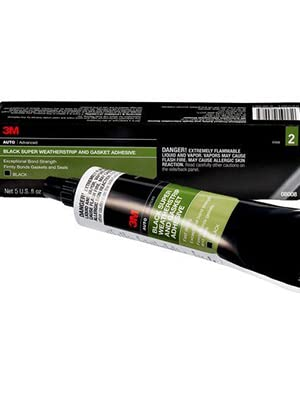3M Products WTHRSTRP ADHESIVE 08011