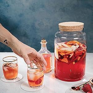 sangria, cocktails, wine, aperol, zelda