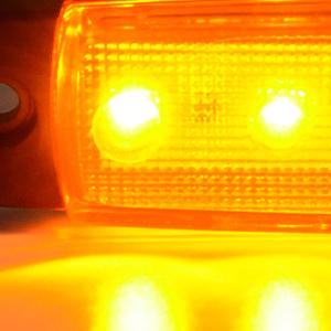 side marker light, trailer marker light
