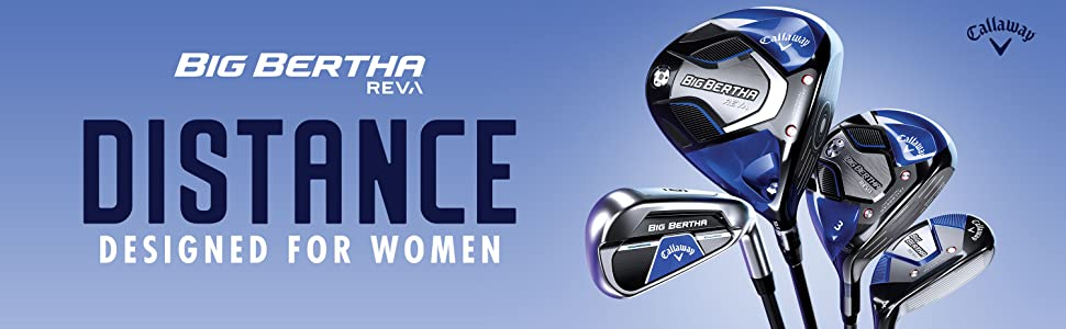 Reva women's callaway golf clubs