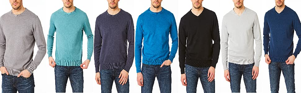 Castle Point Knitted Jumpers