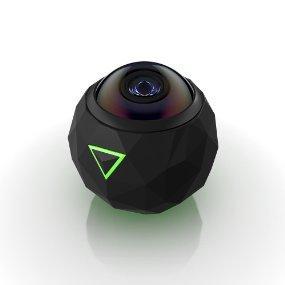 Fly360; 360; action camera; gopro; VR; 4K; POV; GPS; recording; video; waterproof; Virtual reality;