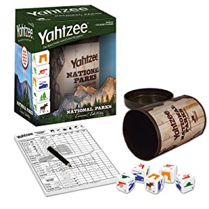 YAHTZEE: National Parks