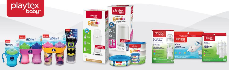 Amazon.com : Playtex Diaper Genie Complete Assembled