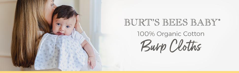 Burts Bees Baby Organic Cotton Beekeeper Wearabale Blanket Swaddle Nursery Crib Sheet Girls Boys Uni