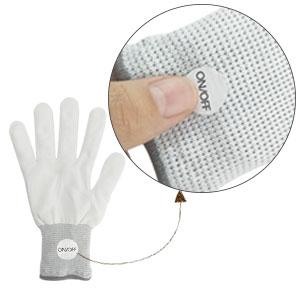 Easony Coole Blinkende Handschuhe