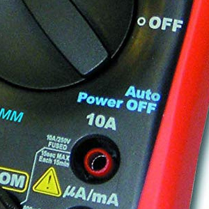 battery saver auto power off