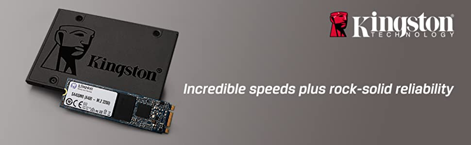 Kingston,ssd drives, A400 SSD