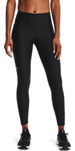 UA HeatGear Armour No-Slip Waistband Leggings