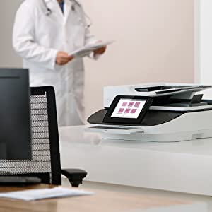 Amazon.com: HP Digital Sender Flow 8500 fn2 OCR Document