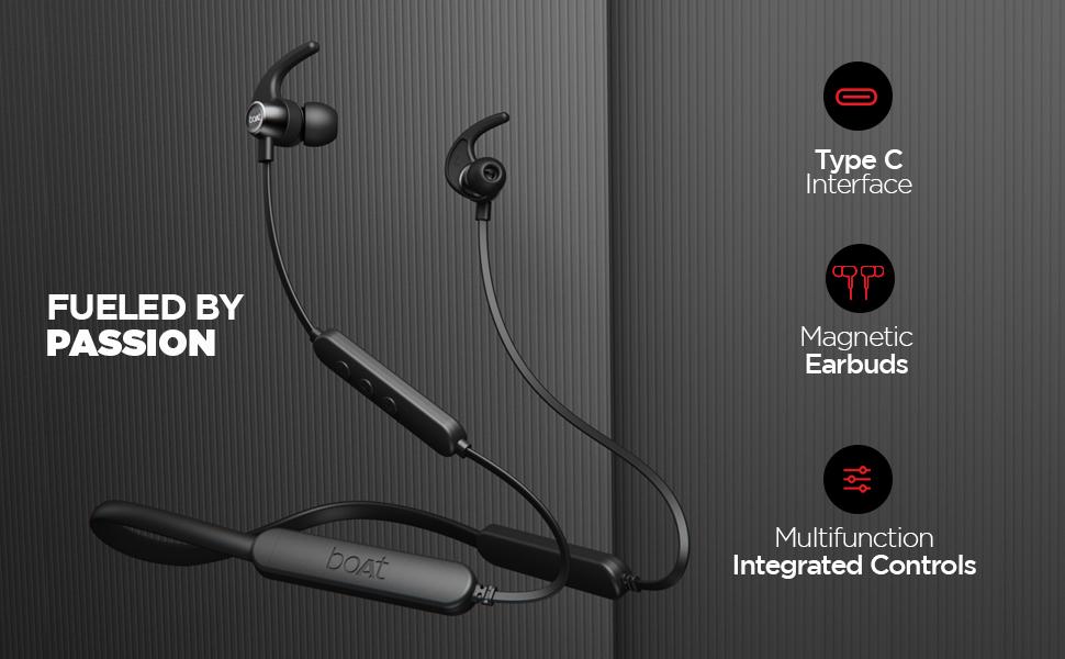 rockerz earphones