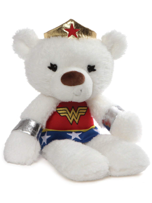 """Baby Gund CLOSE OUT Limited Edition Wonder Woman DC Comics 14/"""""""