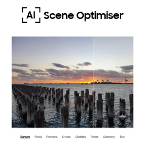 Scene Optimizer is your intelligent shortcut to professional-looking photos.