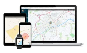 Tractive GPS, apps, android, ios,windows phone