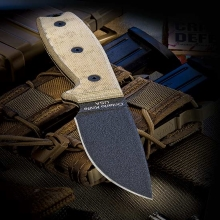 ontario knife company okc rat 3 fixed blade military knife