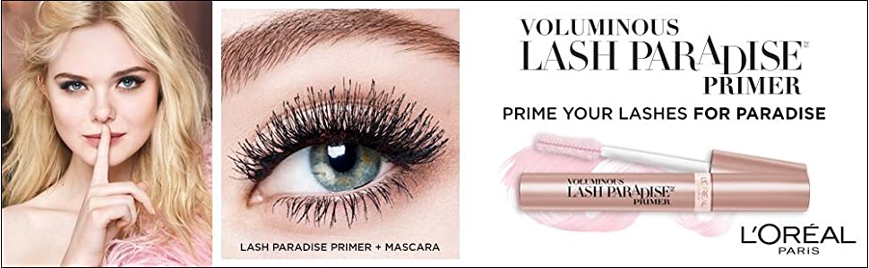 Amazon Com L Oreal Paris Cosmetics Voluminous Lash Paradise Mascara Primer Base Millennial Pink 0 27 Fluid Ounce Beauty