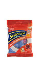 Sellotape Original Golden Sticky Tape Strong And Extra