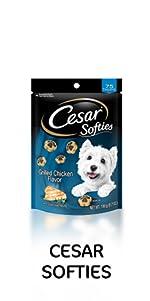 Cesar Softies, Dog Treats, Treats for Dogs, Treats for Small Dogs, Soft Dog Treats