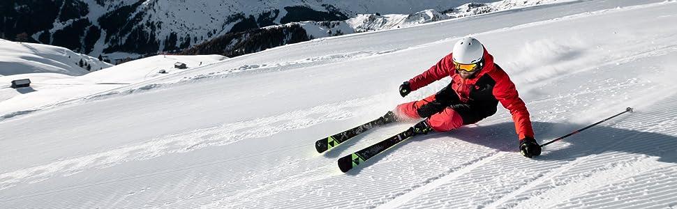 Guanti da Sci//Sport Invernali Caldi Traspiranti Ziener Glyn GTX Plus Warm Uomo Gore-Tex Impermeabili