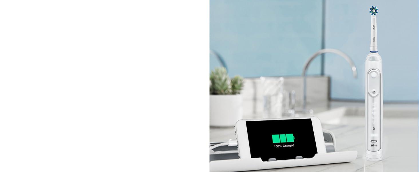 Genius 9000 White Smart Travel Case