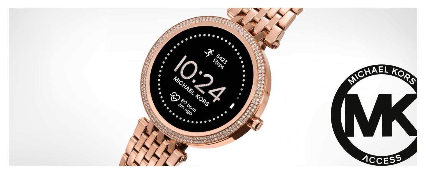 Michael kors access smartwatch gen 5E