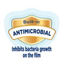 bacteria on film