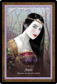 Faery Godmother Oracle Cards | Solarus Foundation |Faery Oracle