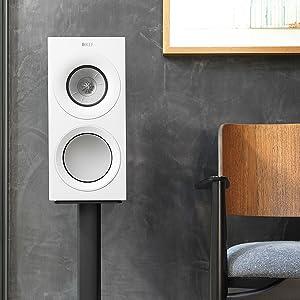 KEF R3 Standmount speaker specifications.