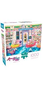 Vintage Cake Shop - 1000 Piece Jigsaw Puzzle