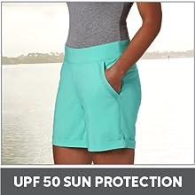 UPF 50 Sun Protection